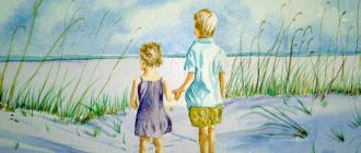 Лучшие книги про брата и сестру