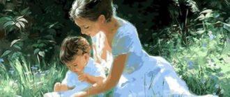 Книги про маму для детей
